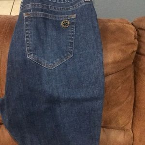 Boston Proper boot cut jeans